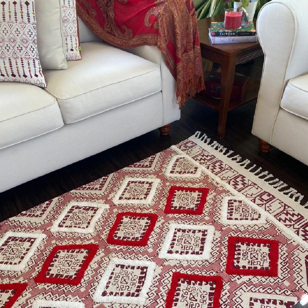 Dhurries & Cotton Carpets